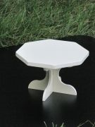 New! Octagon Tiny Topper  Holds 7 standard size cupcakes