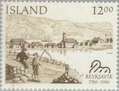 Sello: Reykjavik (Islandia) (Reykjavik) Mi:IS 655,Sn:IS 629,Yt:IS 608,AFA:IS 654