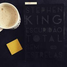 Escuridão total sem estrelas (Stephen King)
