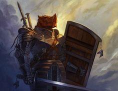 m Dragonborn Paladin Ambassador Bahamut (Kobolheim)