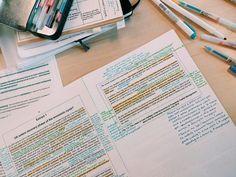 Me Studyblr: Making detailed notes sound my economics stimulus. Exactly 2 weeks till this exam! School Motivation, Study Motivation, Homework Motivation, College Notes, College Tips, Note Taking Tips, Study Techniques, Study Hard, Study Inspiration