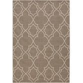 Found it at Wayfair - Andrea Taupe Area Rug