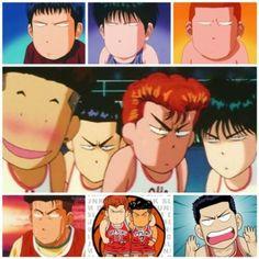 Shohoku Slam Dunk, Weird Things, Slammed, Memes, Anime, Meme, Cartoon Movies, Anime Music, Animation