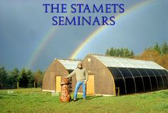 Fungi Perfecti Stamets Seminars. I am going to geek out and go in April!