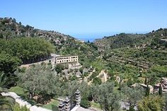 Paisaje, Deia, Mallorca