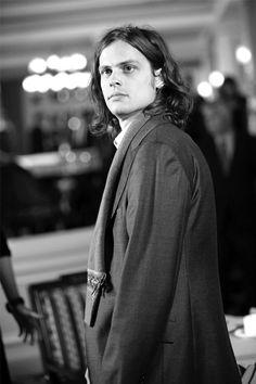 Matthew grey gubler as Spencer Reid