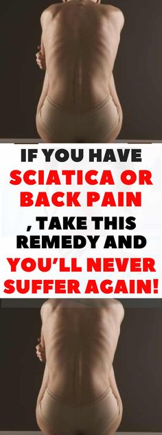 The sciatic nerve is the largest nerve in the human's body. Sciatica is the pain that is experienced in the lower back, buttocks, and legs, and it's one of the most common back problems. This pain is usually caused by some pinched or irritated sciatic nerve. Despite the unbearable pain, this condition is also manifested […]