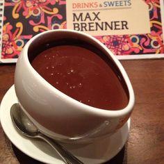 Italian Hot Chocolate!!!  The best!