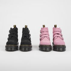 Martens collaborates with Lazy Oaf for - Twin Magazine Doc Martens Outfit, Doc Martens Style, Doc Martens Boots, Dr. Martens, White Doc Martens, Lazy Oaf, Dr Shoes, Me Too Shoes, Fashion Models