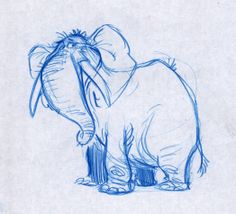 Tantor ★ || CHARACTER DESIGN REFERENCES キャラクターデザイン  •  from the art of Disney, Pixar, Studio Ghibli and more || ★