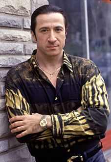 The Sopranos - Season 4 - Federico Castelluccio as Furio Giunta