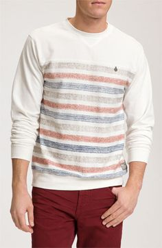 Volcom 'Skipper' Crewneck Sweatshirt