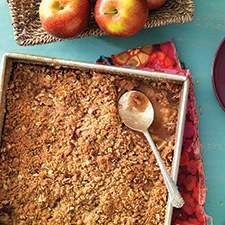 Old Fashioned Apple Cake With Brown Sugar Frosting Recipe Brown