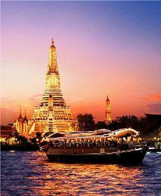 Apsara dinner Cruise by Banyan Tree 21/100 South Sathon Road | Banyan Tree Bangkok, Bangkok, Thailand