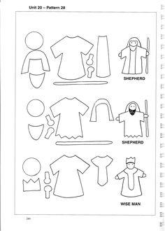 felt board patterns | pattern shepherds 2 wise man patterns can be used as