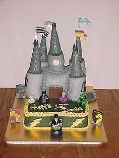 43 Harry Potter Themed Cakes