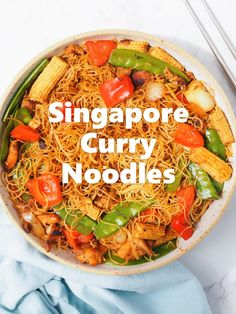 Vermicelli Recipes, Vermicelli Noodles, Crockpot Recipes, Chicken Recipes, Cooking Recipes, Healthy Recipes, Indian Food Recipes, Asian Recipes, Food Cakes