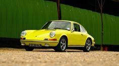 1973 Porsche 911T Coupe - Silverstone Auctions