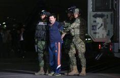 EU no le aplicará la pena de muerte al Chapo a cambio de extradición