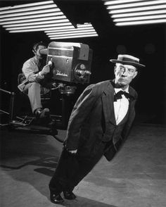 """""""Tragedy is a close-up; comedy, a long shot."""" Buster Keaton."""