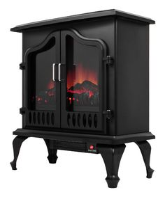Take a look at this PROLectrix Galaxy Electric Fireplace Heater on zulily today!