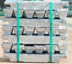 Pure Lead is produced from Lead scrap, Battery scrap, Lead concentrate and Lead ore with the purity Level 99.97% to 99.99%