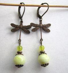 Cute Dragonfly Earrings!  $15.00