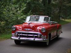 Chevrolet - Bel Air cabriolet - 1953