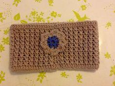 Criss cross stitch headband