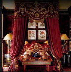 Glamorous bedroom Anouska Hempel | Blog | allyson-BLOG - Yahoo! Blog