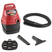 $19.97 1-Gallon Shop-Vac Hang Up Mini Vacuum