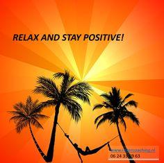 Zorg ervoor dat je voldoende ontspanning krijgt, want dat zorgt voor een positiever gevoel. Maak iedere dag 10 minuten van je tijd vrij voor jezelf!