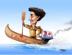 #JustinTrudeau #ElectionsCanada #Canada #Liberals #caricature #Quebec http://flegcaricature.blogspot.ca