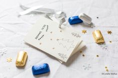 Calendrier de l'Avent Lindt *JOUR 5* Grâce à cette fiche pratique, fabriquez vous-même vos cartes de vœux et personnalisez-les comme vous le souhaitez !