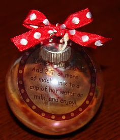 Great when you need a lot of small gifts ...for special friends.