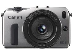 Canon EOS M first-look preview: Digital Photography Review