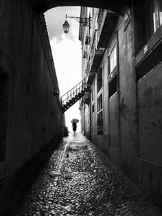 Rainy days by Rui Palha