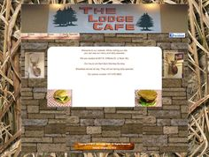 The Lodge Cafe  www.thelodgecafeofnoel.com
