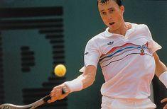 Ivan Lendl è un vero mito, ex tennista cecoslovacco naturalizzato statunitense.  Vincitore di 8 titoli del Grande Slam e 4 volte Campione del Mondo ITF, Ivan Lendl ha dominato la classifica ATP in un'epoca in cui i grandi campioni imperversavano, rimanendo costantemente ai vertici per tutti gli anni ottanta pur avendo come avversari campioni quali Borg, Connors e McEnroe, e poi Wilander, Becker e Edberg.