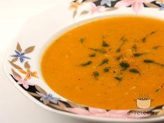 Supa crema de legume. Imagini pas cu pas pentru supa crema de legume