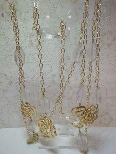 Collier - Alberta Musso Bijoux Des bijoux luxueux et faits main avec passion Projet en cours de financement sur www.IAMLAMODE.com - contribuez et partagez en échange de cadeaux ! #financementparticipatif #crowdfunding #iamlamode #bijoux #jewellery #success #albertamusso