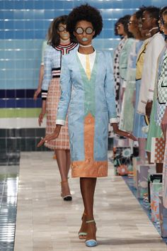 Thom Browne - Spring 2017 Ready-to-Wear