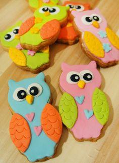 galletas de buho