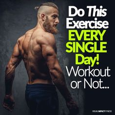 Do This Exercise EVERY SINGLE Day! (Workout or Not)