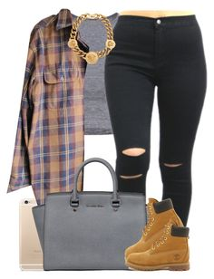"""Random fall set cause this summer not even hot.. Shoutout to @sipping-gold tho! ❤️"" by livelifefreelyy ❤ liked on Polyvore"