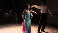 Daniel Urquilla & Silvana Capra. Tango Dance