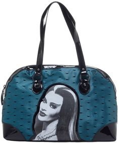Phyrra shares her latest Teal Thursday lust item - the Rock Rebel Lily Munster Teal Blue Lace Handbag, a roundup of Halloween and Fall indie releases, eBay features and upcoming reviews.