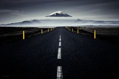 The Road to Hekla by Derek Kind on 500px