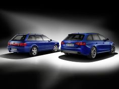 "VAU-MAX.de: ""Nogaro selection"" - Audi RS 4 Avant Sondermodell"