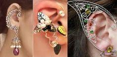Картинки по запросу индийские украшения на уши